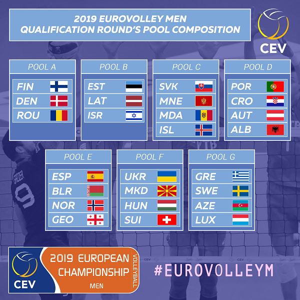 2019 EUROVOLLEYM POOL res
