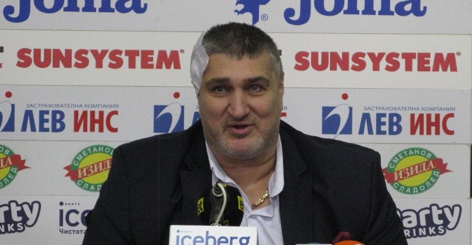 Lubo Ganev