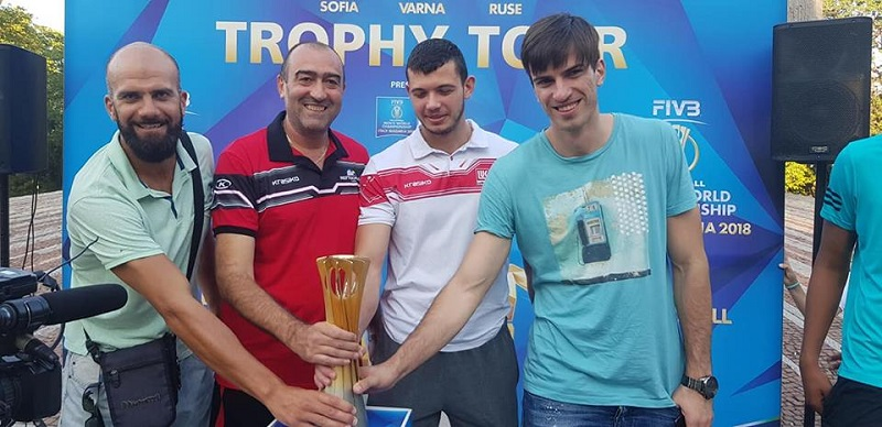 Trophy Tour Burgas 4